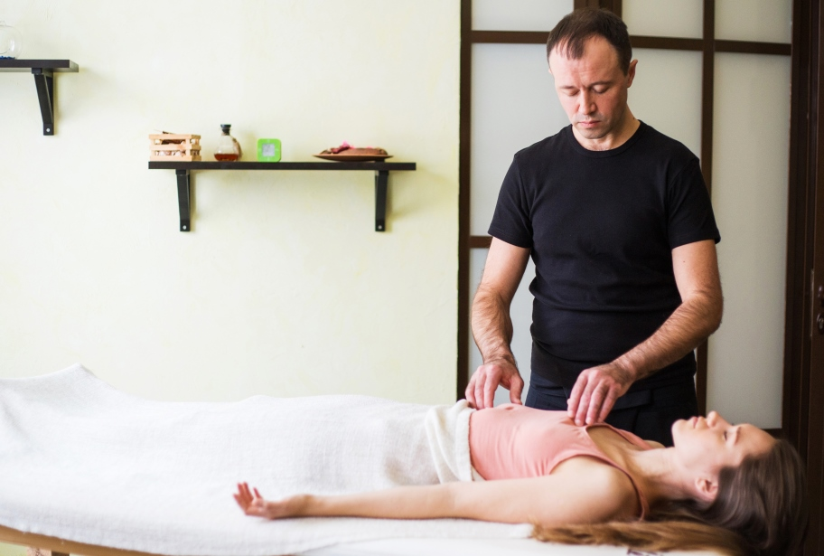 Chinese barbershop sex massage